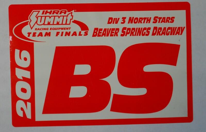 2016 BSD decal