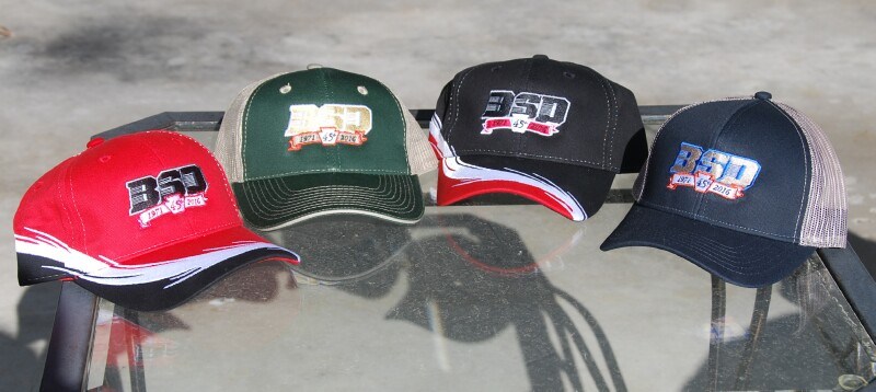 BSD hats